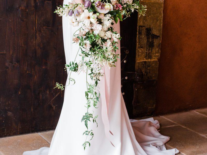 Cascade Bridal Bouquet Workshop